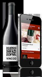 Vincod Monogramme Fiches Techniques vin