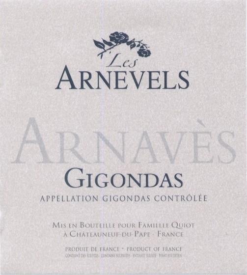 Gigondas Red