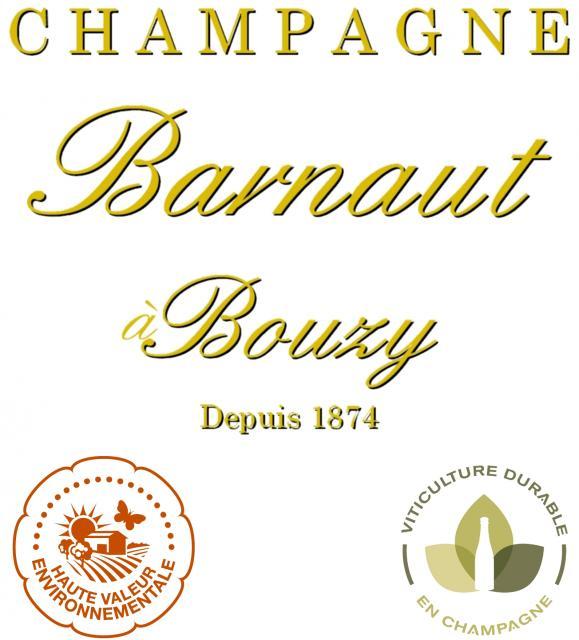 Logo Champagne BARNAUT à Bouzy depuis 1874