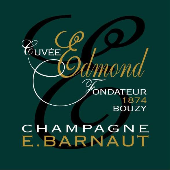 Champagne BARNAUT - Cuvée Edmond 2006 - Brut Blanc Effervescent