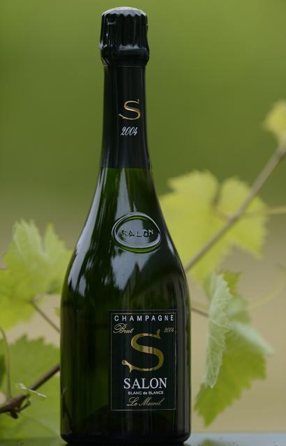 Presentation - Champagne Salon 2004 , AOC Champagne Grand Cru ...