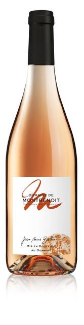 GIENNOIS Rosé - Domaine de Montbenoit - 2016