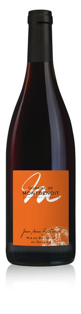 GIENNOIS Rouge - Domaine de Montbenoit - 2015