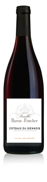 GIENNOIS Rouge - Famille Baron Foucher - 2015